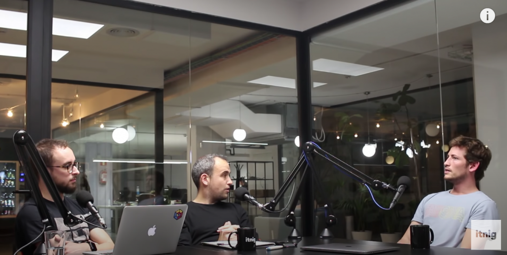 Oscar Pierre (Badi) Itnig Podcast
