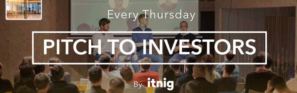 Pitch your project at Itnig