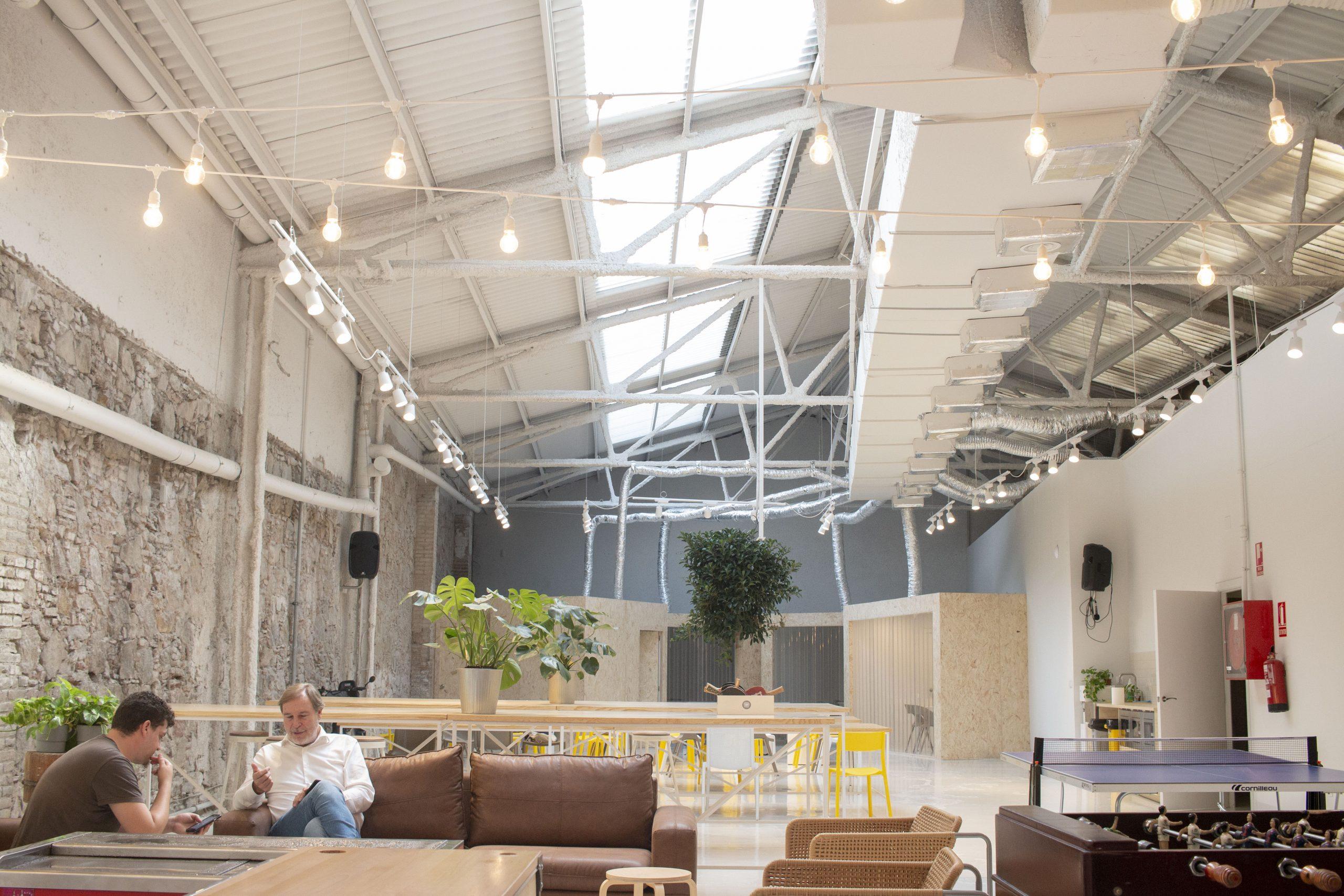 Itnig startup-ecosystem coworking Barcelona