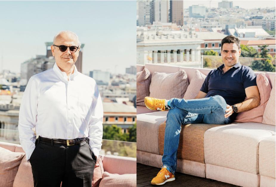 Fundadores del Venture capital Samaipata
