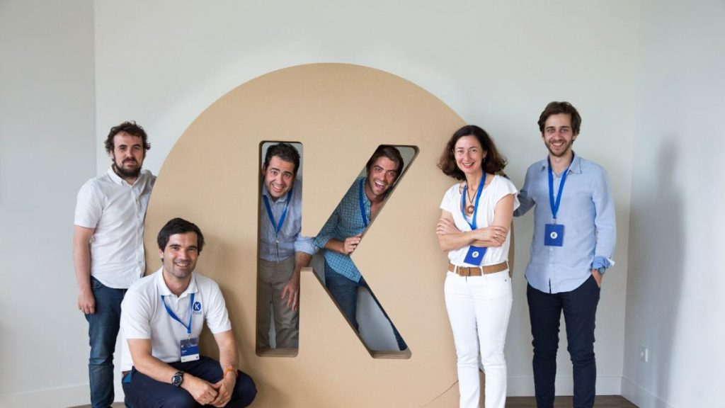 Miembros del venture capital K-Fund