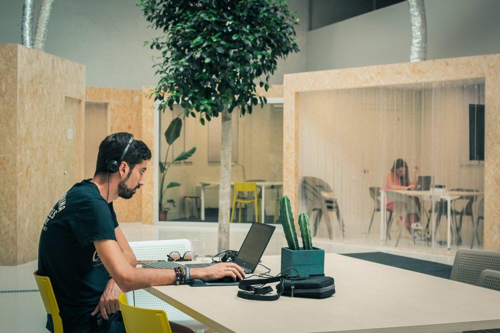 Espacio de coworking de Itnig - Flex room